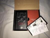 Digitech Trio pedal new