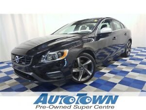 2015 Volvo S60 T6 R-Design Platinum/BEST DEAL IN CANADA/LOADED!!