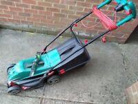 Bosch Rotak 370 ER lawnmower for sale