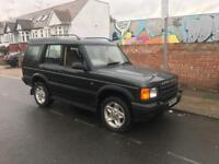 Land Rover discovery td5 2.5 diesel Automatic