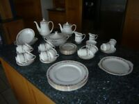 Paragon Belinda fine china set rrp£650.00