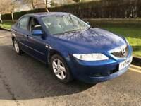 2004 Mazda 6 ts 2.0 petrol service history 5 doors
