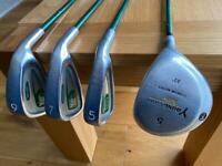 Young Gun Junior Golf Clubs