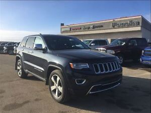 2014 Jeep Grand Cherokee Limited One Owner, Summer and Winter ti