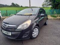 Vauxhall, CORSA, Hatchback, 2012, Manual, 998 (cc), 3 doors