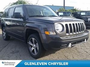 2016 Jeep Patriot BRAND NEW, HIGH ALTITUDE, 4X4