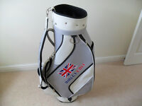 William Hunt Trilby Tour Golf Bag as new