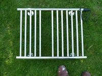 Towel Rail/Radiator, Stainless Steel, Electric