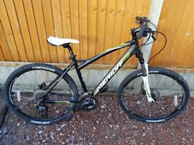 "Merida Ladies 18"" Mountain Bike - Juliet 40-d"