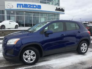 2013 Chevrolet Trax LS, Automatique, Bas kilo, Jamais accident !