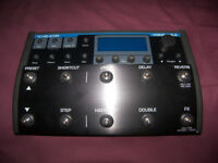 TC Helicon VoiceLive 2 / Vocal Harmony & Guitar Effects Processor , Vocalist.