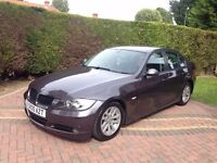 2005 bmw 320d se saloon gunmetal grey msport interior absolute bargain