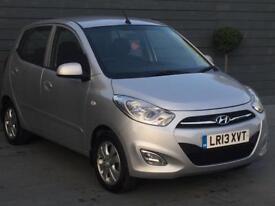 Hyundai 1.2 Petrol automatic new mot