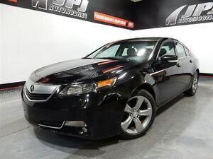2013 Acura TL MANUELLE + TECK PACK+ NAVIGATION