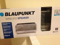 Blaupunkt BT12DPI Bluetooth Wireless Speaker 10W USB PORT