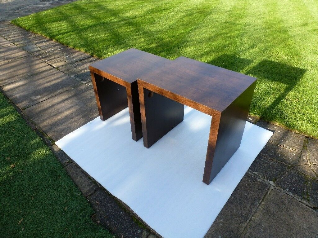 2 x NEXT COFFEE / OCCASIONAL TABLES £20