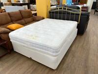 Deluxe Double Bed - Excellent Condition