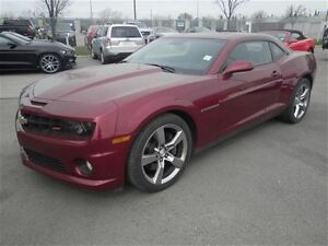 2011 Chevrolet Camaro 2SS|Manual|Heated Leather|