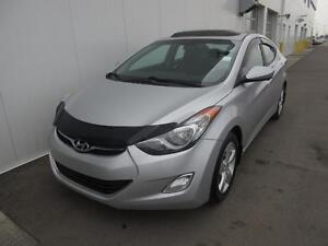 2013 Hyundai Elantra 4 Door GLS Heated Seats/Sunroof