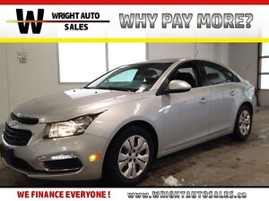 2016 Chevrolet Cruze LT| CRUISE CONTROL| BLUETOOTH| BACKUP CAM|