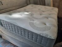 NEW 4.6ft Bensons for Beds Harley Options Mattress RRP £299
