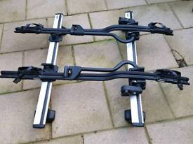 Thule Roof Wingbars & 2 Thule Bike Rack