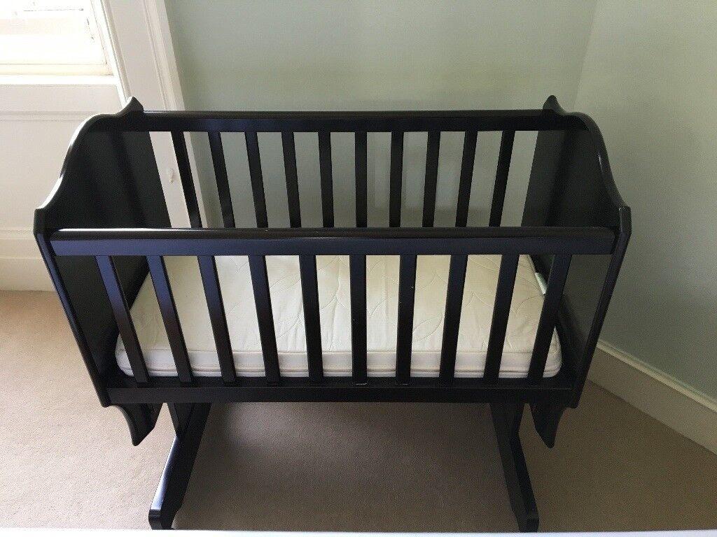 Boori Matilda Rocking Crib / cot