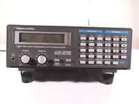 Realistic PRO-2005, Scanner, Receiver, Ham Radio, Amateur Radio, SWL VHF/UHF