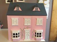 ELC Rosebud Doll's House - barely used