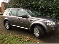 LAND ROVER FREELANDER 2 HSE TD4 AUTO - 1 FORMER KEEPER - JUST SERVICED - LOW MILES - TWO KEYS