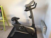 Vision Fitness e3200HRT exercise bike
