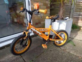 Boys 14 inch Huffy Bike