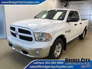 2015 Ram 1500 Outdoorsman Quad Cab- Great for Camping!