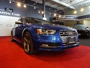 2016 Audi S4 3.0T TECHNIK PLUS / NAVIGATION / BACK UP CAM