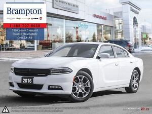 2016 Dodge Charger SXT AWD|Sunroof