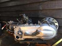 Gilera Runner 125 engine