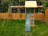 Selwood Wooden Climbing frame
