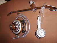 used Aqualisa 609 BIV shower