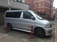 Mazda Bongo campervan low mileage