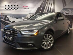 2013 Audi A4 CUIR TOIT XENON MAGS