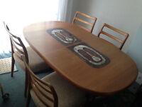 For sale Dining room