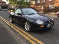 MGF 1.8 CONVERTIBLE 10 MONTHS