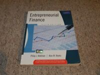 Entrepreneurial Finance