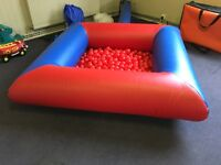 Bouncy Castle Hire Business For Sale