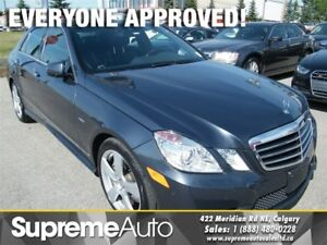 2012 Mercedes-Benz E-Class E350 4MATIC NAVI/CAM/LOADED!