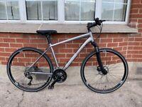 Boardman MTX 8.6 Mens Hybrid Bike 2021