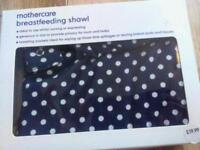 Breastfeeding/Nursing shawl cover
