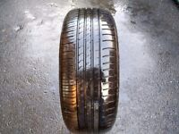 """205/55/16"""" Part Worn Tyre 4.75mm"""