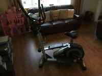 Jessica Ennis cross trainer