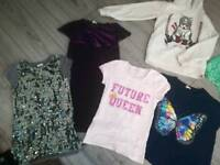 12 to 13 bundle girls clothes